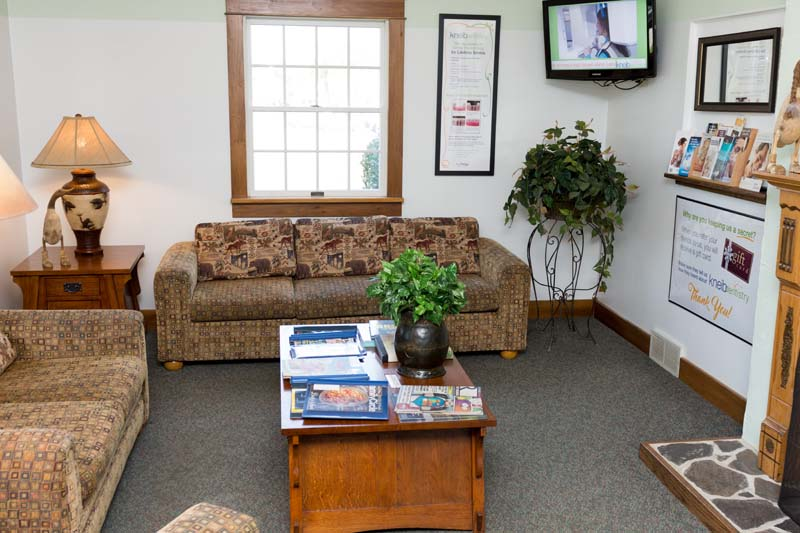Comfortable Dental Office in Erie, PA | Kneib Dentistry