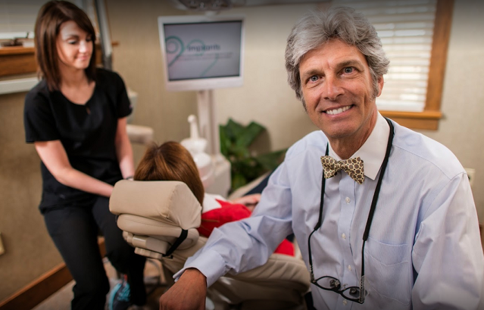 Dr. Kneib at Kneib Dentistry in Erie, PA